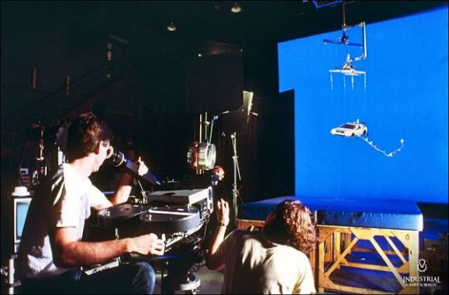 back to the future behind the scenes