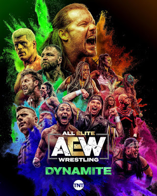 AEW Dynamite 03 March 2021 720p | 480p WEBRip 1Gb | 500Mb x264
