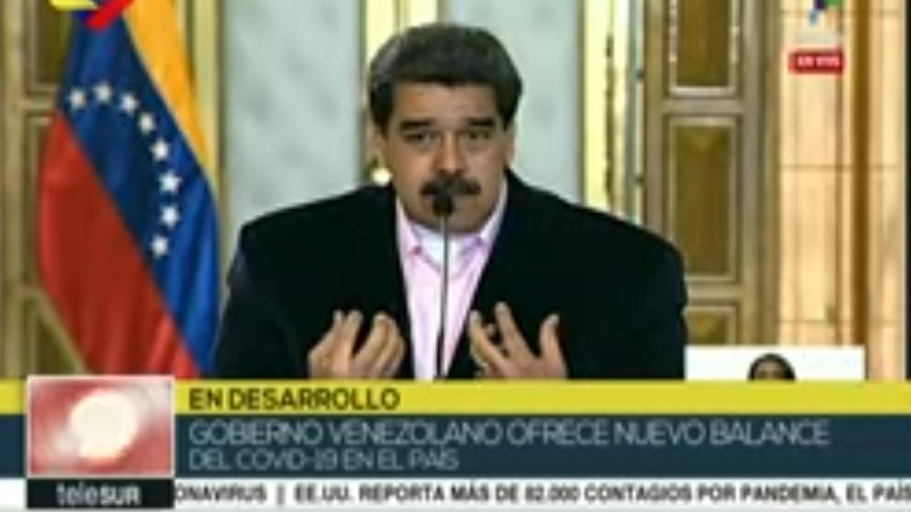 Pdte. Maduro acepta propuesta de Pastrana para mediar con Duque