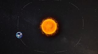 «Όταν σβήσει ο Ήλιος»: Όσα θα συνέβαιναν τα πρώτα λεπτά (vid)