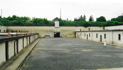 Barakken in Theresiënstadt