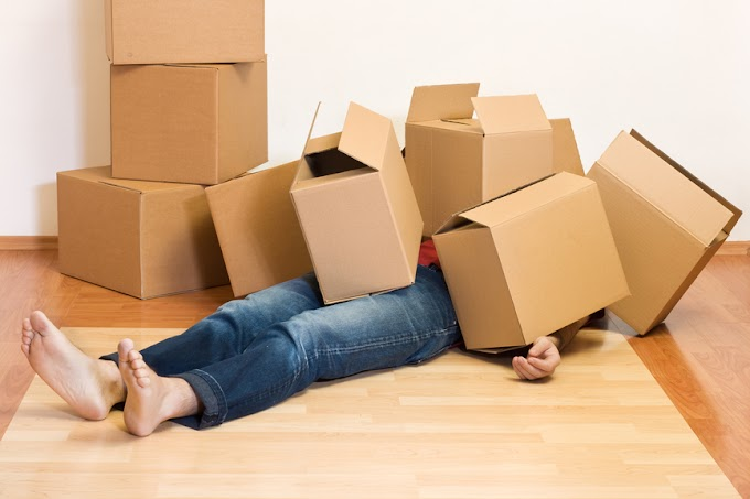 Efficient And Professional Packing And Unpacking Of Boxes