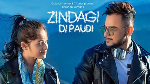 Zindagi Di Paudi Lyrics | Millind Gaba | Nirmaan | MusicMG