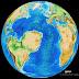 Pemisahan Superbenua Gondwana Tenggelamkan Sahara Samudera Atlantik