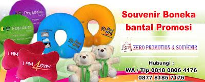 Souvenir Bantal Dan Boneka Promosi Harga Terjangkau