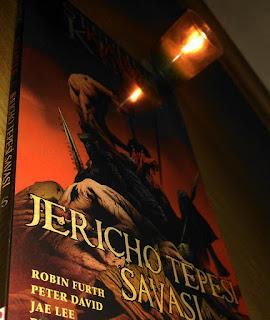 Kitap Yorumları, Kara Kule, Jericho Tepesi Savaşı, Stephen King, The Dark Tower - Battle Of Jericho Hill, Oya Alpar, Altın Kitaplar, Roman, Edebiyat, Korku-Gerilim,