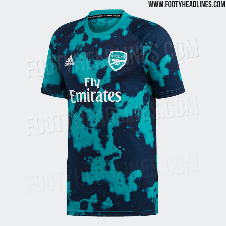 premium selection 62798 a5f27 New Arsenal adidas kits: Launch date, leaked images of home ...