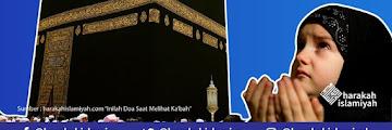 Doa Saat Melihat Ka'bah