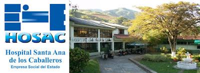 Citas Medicas Hospital Santa Ana de los Caballeros Ansermanuevo