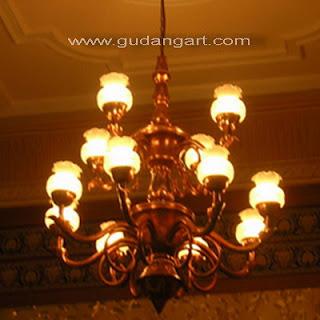 Lampu+GantungTembaga