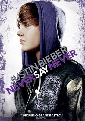 Justin Bieber: Never Say Never - DVDRip Dual Áudio