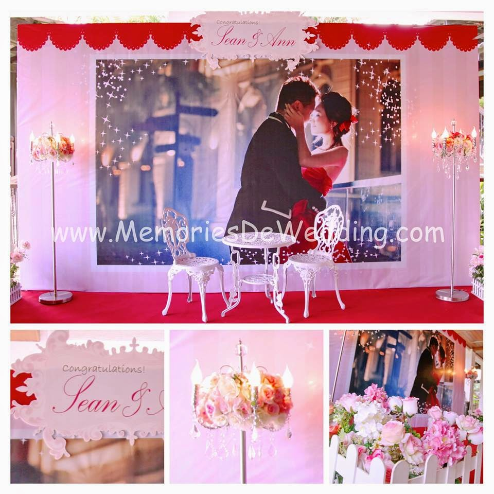 Memories De Wedding | Malaysia Corporate Event & Wedding Planner ...
