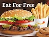 Get a Burger king gift card free