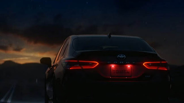 2019 Toyota Camry Release Date and Price in Pakistan