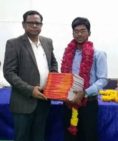 आबेडकरवादी मिशनचा अरविंद रायबोले डीवायएसपी पदावर  Ambedkarite Mission's Arvind Raibole Secures Post Of DySP In MPSC