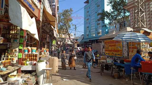 khatushyamji town converts in no parking zone