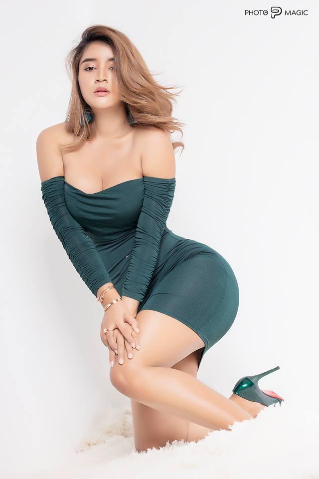 Myanmar Hottest Girl Photo