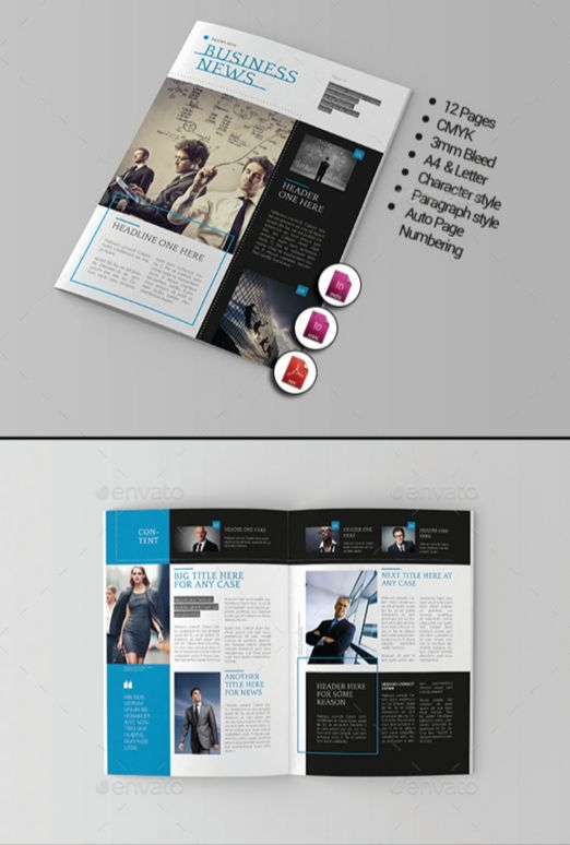 32. Newsletter Template 01