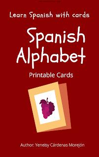 Spanish alphabet ebook