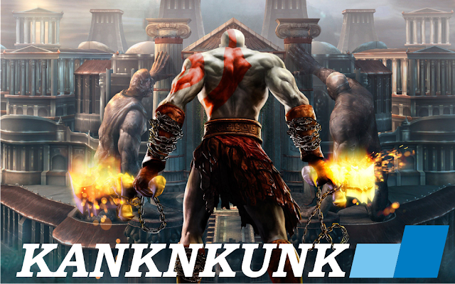 Download God Of War Mobile Edition v1.0.1 Apk