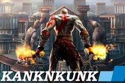 Download God Of War Mobile Edition v1.0.1 Apk