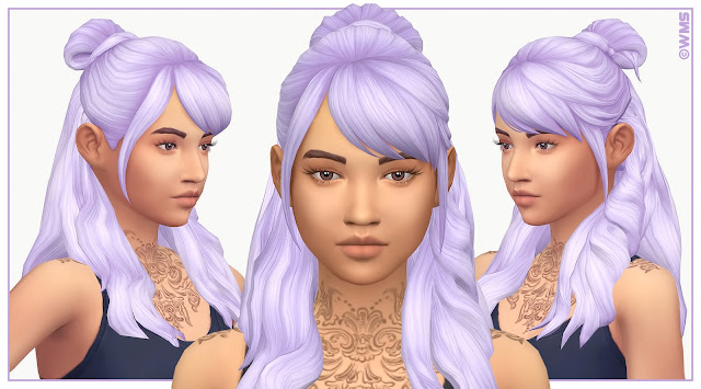 WildlyMiniatureSandwich : Sloane Hair. (With images