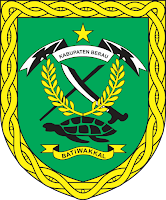 Logo Kabupaten Berau PNG