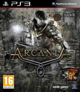 ARCANIA THE COMPLETE TALE PS3 TORRENT