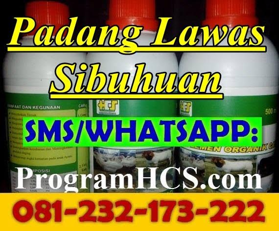 Jual SOC HCS Padang Lawas Sibuhuan