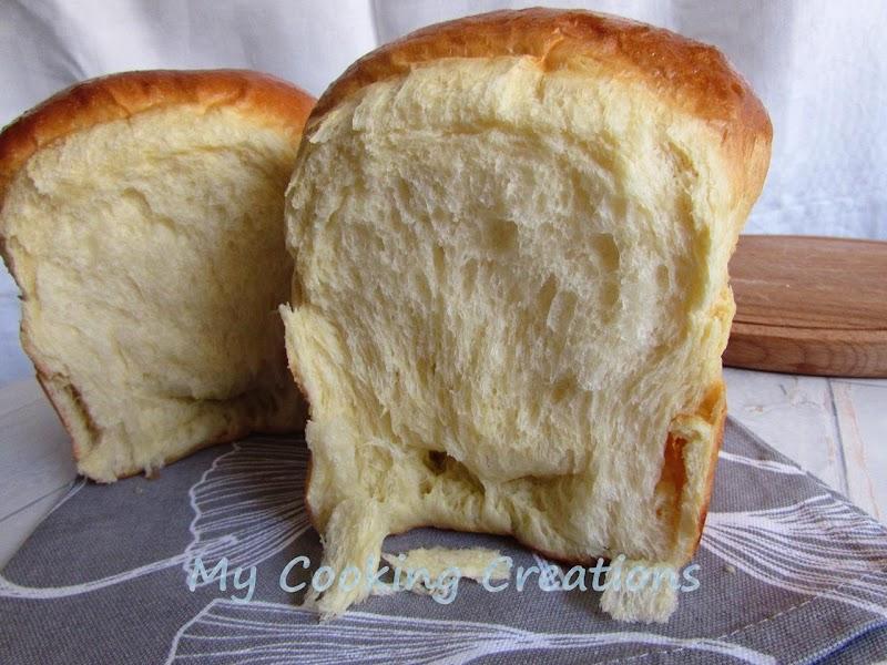 Въздушен хляб Бриош * Pan Brioche soffice