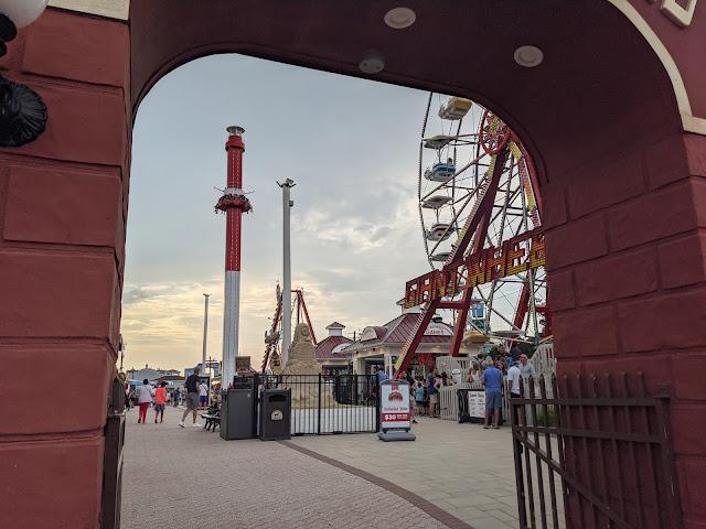 Fantasy Island Amusement Park LBI