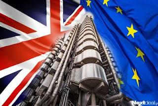 Τι συστήνουν στους συνεργάτες τους τα Lloyd's μετά το Brexit!