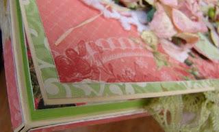 скрап,шоколадница,откртыка,цветы,подарок.поздравление,бабочка,объем,клеить