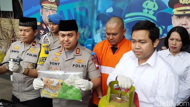 Foto Pembunuhan Anak oleh Ayah Tiri di Malang