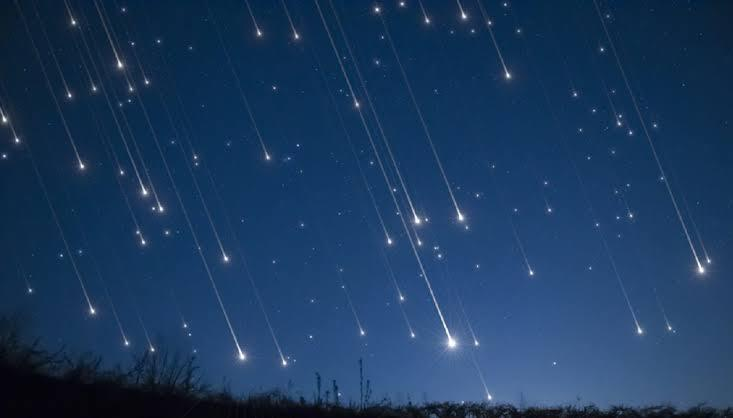 Jangan Lupa, Tengah Malam Ini Ada Hujan Meteor, Amati Arah Langit Utara