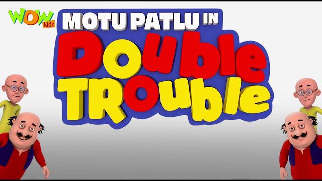 Motu Patlu in Double Trouble