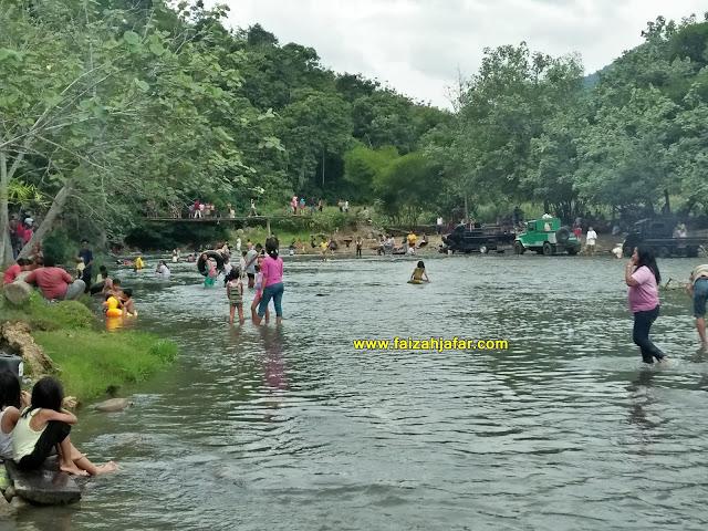 Pemdian Namo Karang terletak di kecamatan Tiga Binanga Tanah Karo