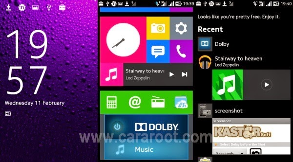 ROM Nokia X2 For Andromax G2 (AD681H) 1