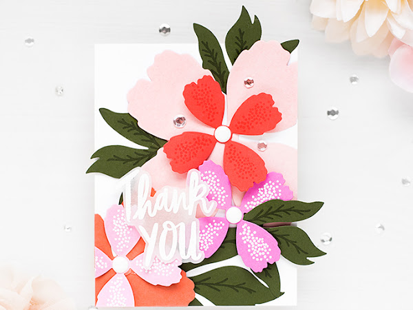 How to Incorporate Decor Elements into Cards - Stretch Your Dies | The Stamp Market