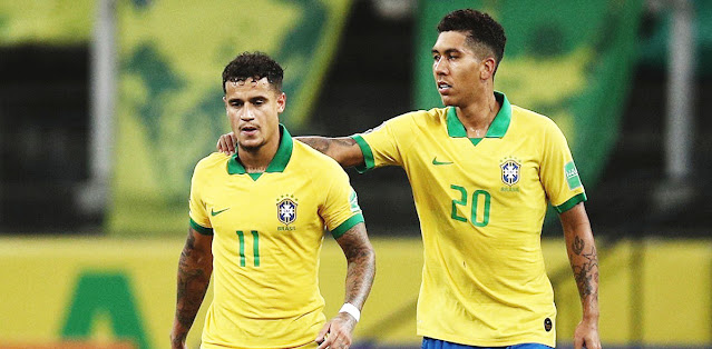 Brazil vs Bolivia – Highlights