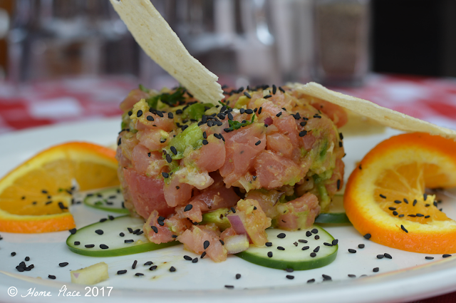 COTTO TUNA TARTARE