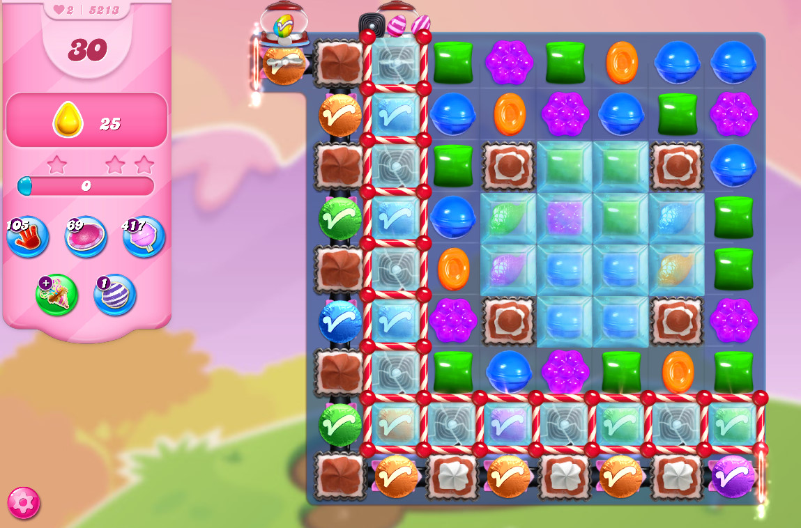 Candy Crush Saga level 5213