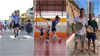 Dia do Atleta: saiba quais parlamentares paraibanos se dedicam a uma rotina de exercícios