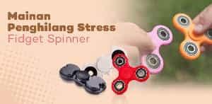 Mainan Penghilang Stress