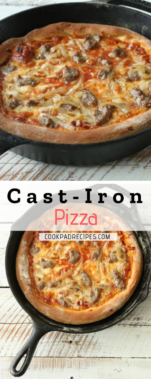 Cast-Iron Pіzzа