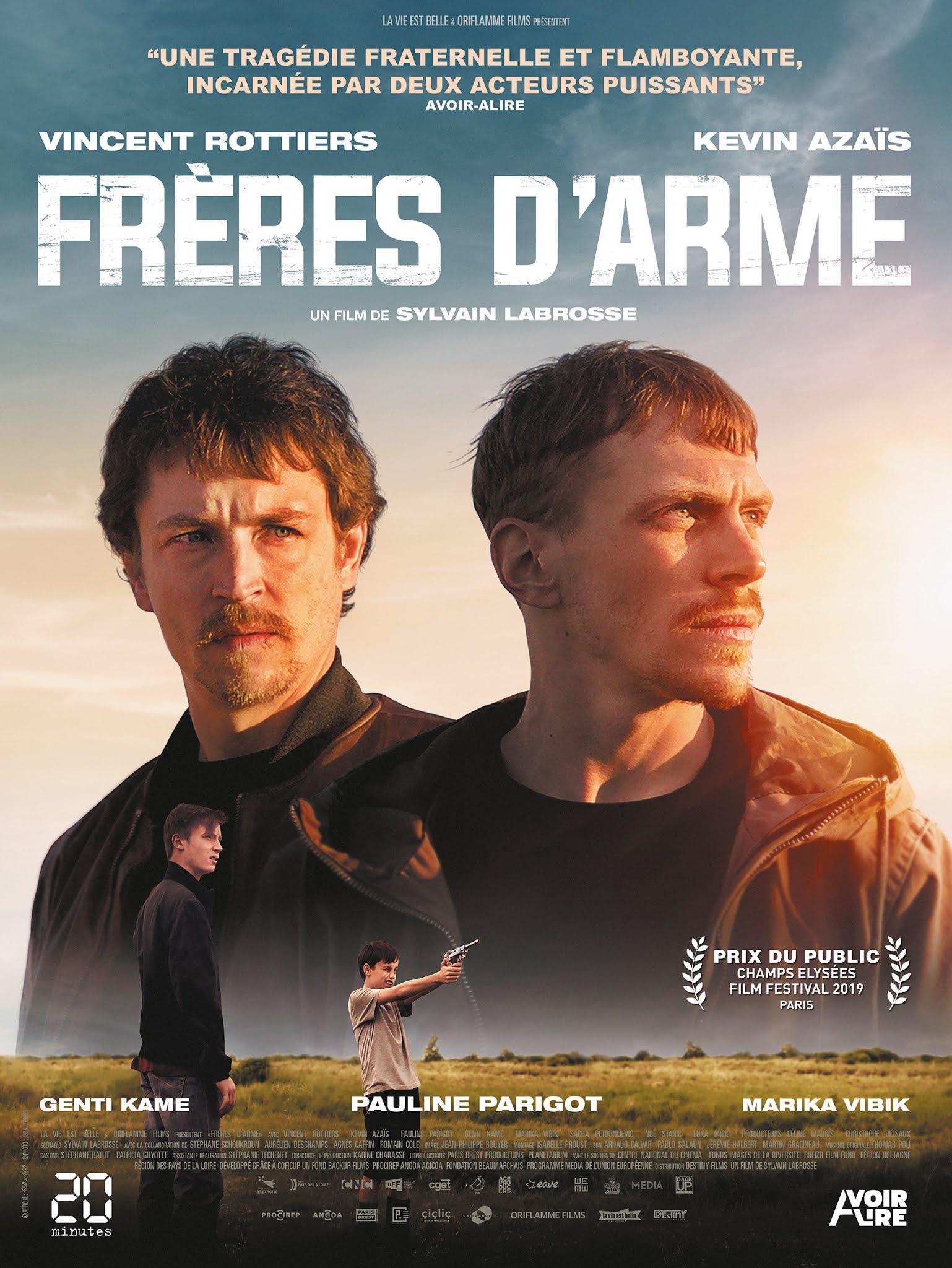 Film Frères d'arme