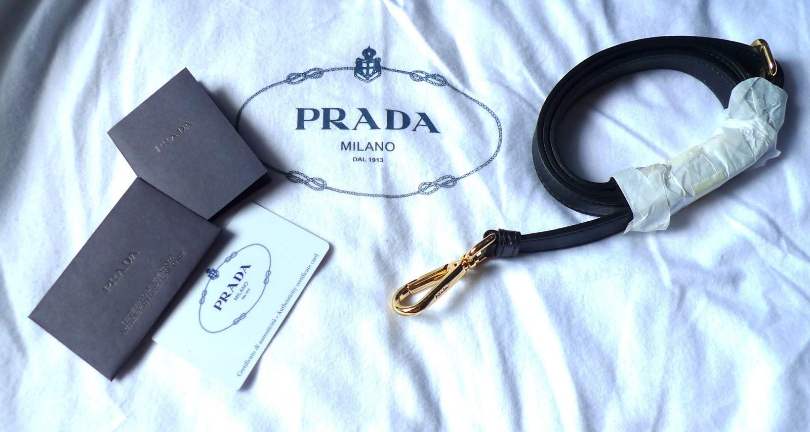 404f19c69a Bag Review  Prada Tessuto Gaufre  BN1789M+Authenticate Your Prada ...