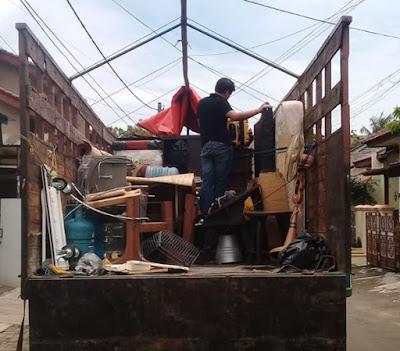 Sewa Truk Pindahan Rumah di Sidoarjo