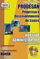 Apostila Processo Seletico Prodesantos 2014