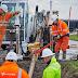 Oasen en Stedin verleggen samen kabels en leidingen voor verbreding A27